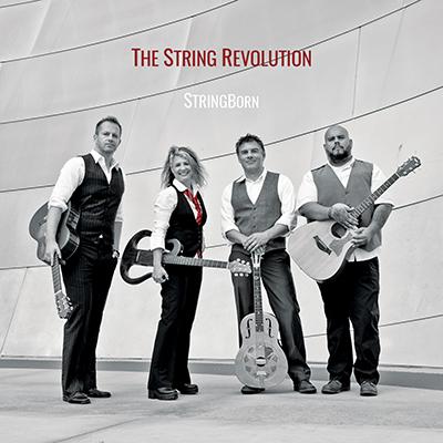 CD The String Revolution
