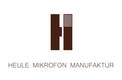 Logo Heule Mikrofon Manufaktur